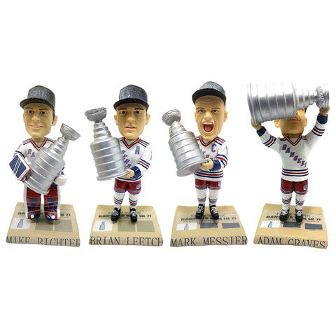 New York Rangers Bobbleheads