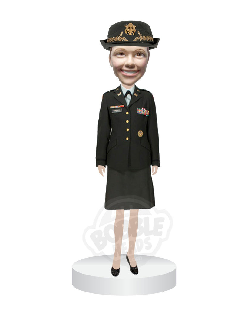 Navy Female Dress Uniform