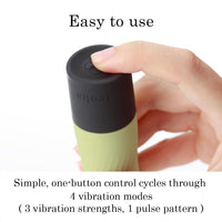 hmz-01 iroha zen MATCHA Green Tea battery powered vibrator for women female sex toys