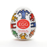 KEITH HARING × TENGA - EGG Dance