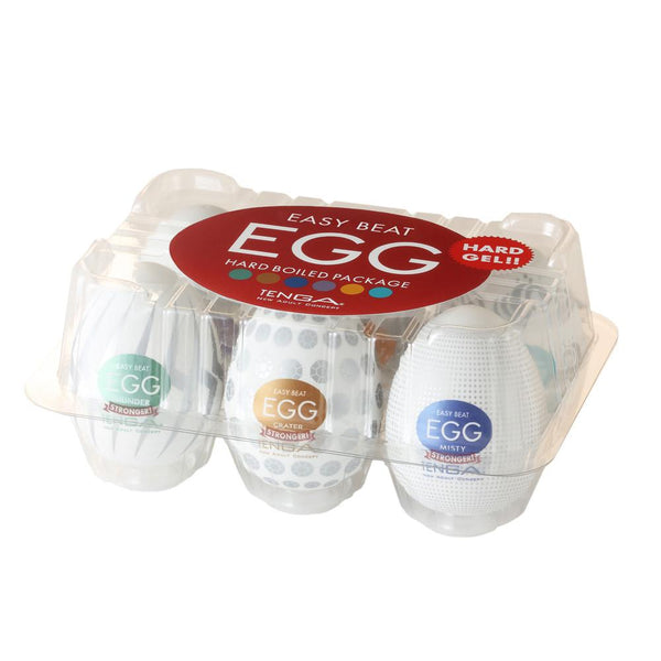 EGG Variety Pack - Hard Boiled