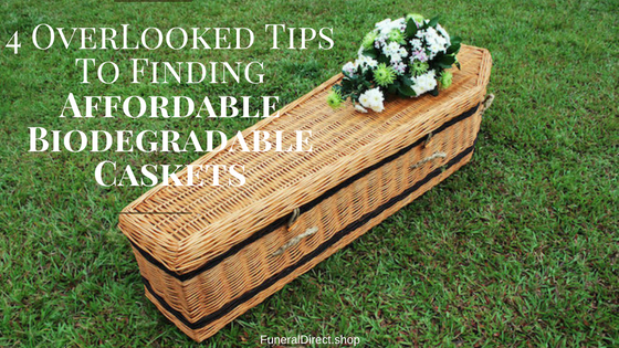 Biodegradable Caskets Coffins