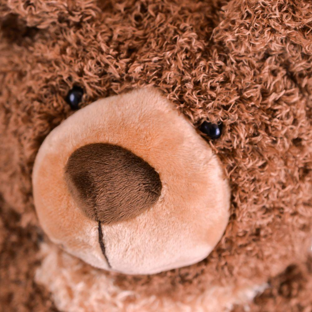 Dark Brown Teddy Bear Urn