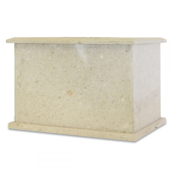 Cisco Cream Stone Urn
