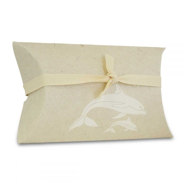 Dolphin Biodegradable Companion Pillow Urn