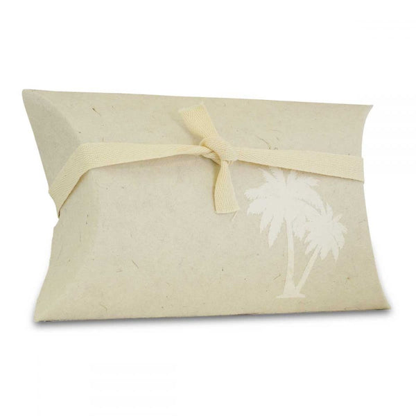 Palm Tree Biodegradable Companion Pillow Urn
