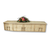 Six-Point Bamboo Bamboo Casket