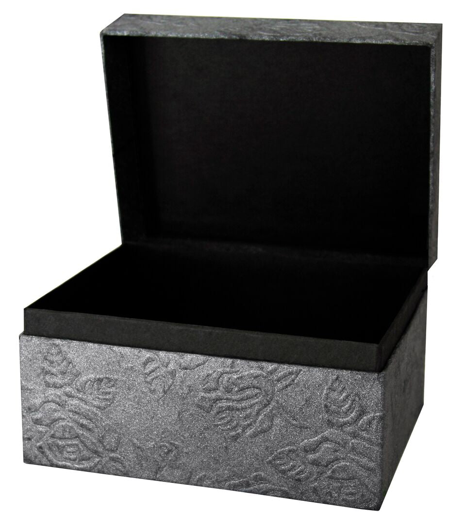 Chest Earth Biodegradable Cremation Urn