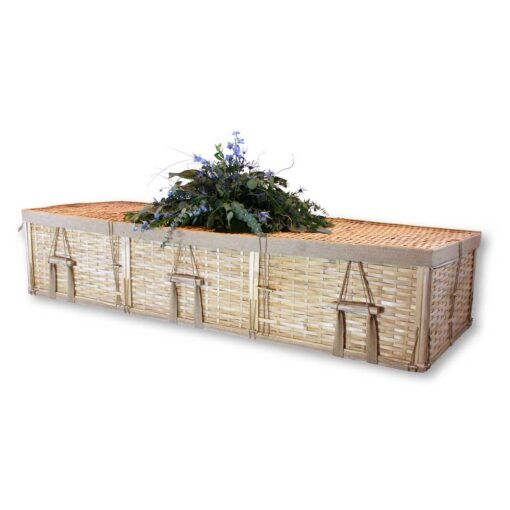Four-Point Bamboo Casket