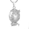 Wise Owl Urn Necklace