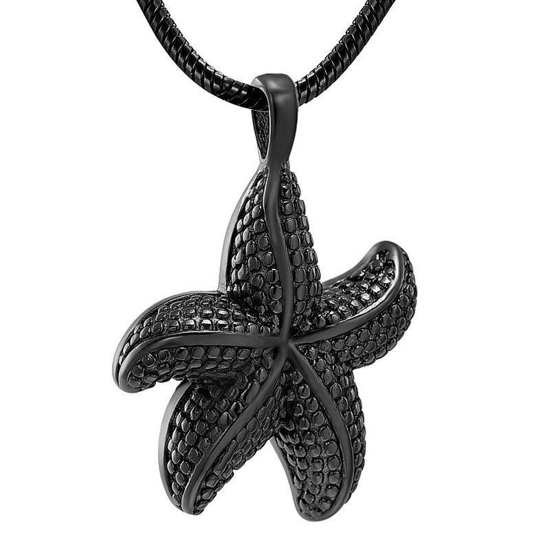Starfish Urn Necklace