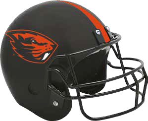 OSU Football Helmet Urn