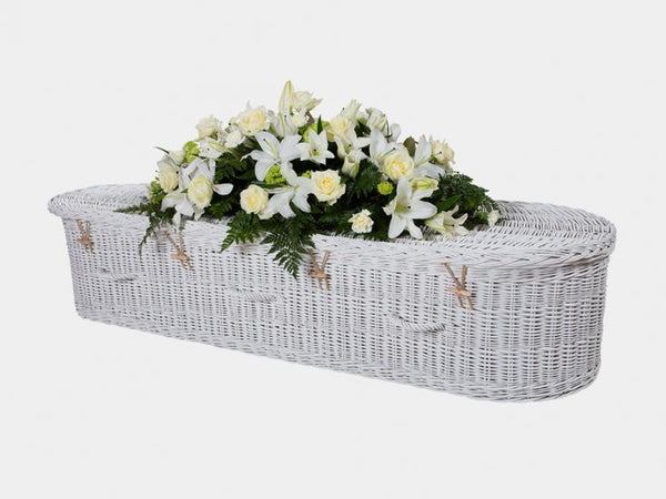 White Willow Casket