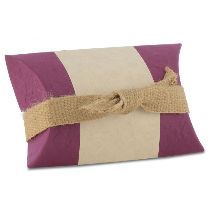 Purple Water Pillow Burial Urn