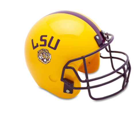 Louisiana State University Tigers Football Helmet Urn