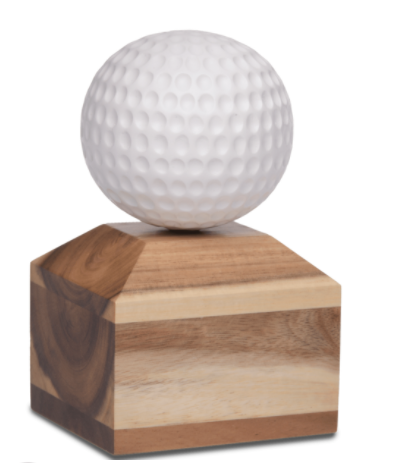 Golf Ball Keepsake Cremation Urn