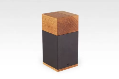 White Oak Solid Wood Cremation Urn