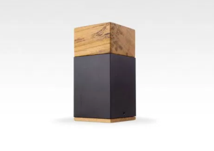 Poplar Wood Cremation Urn