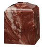Expresso Brown Cultured Marble Cremation Urn