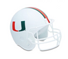 University of Miami Football Helmet Urn