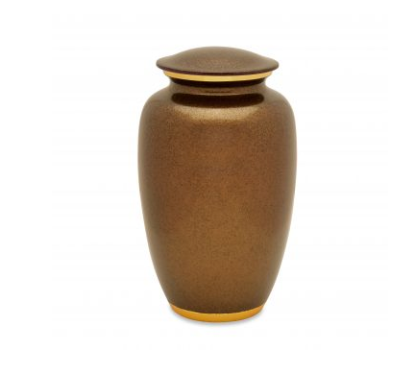 Autumn Gold Cremation Urn