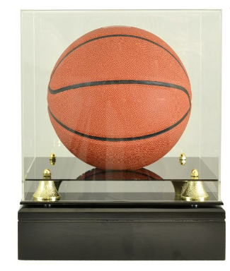 Memorial Sports Display Basketball Urn