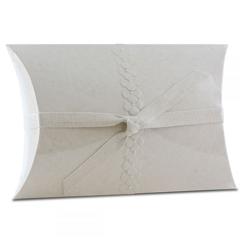 Pearl Sand Biodegradable Companion Pillow Urn