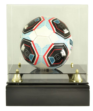 Memorial Sports Display Soccer Ball Urn