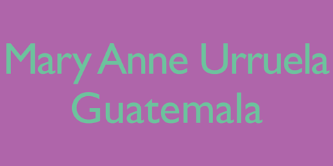 Mary Anne Urruela
