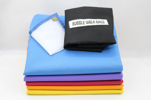 5 Gallon Bubble Wala Bag Kit