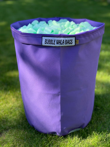 Single 5 Gallon Bubble Wala Bags - UK Supplier