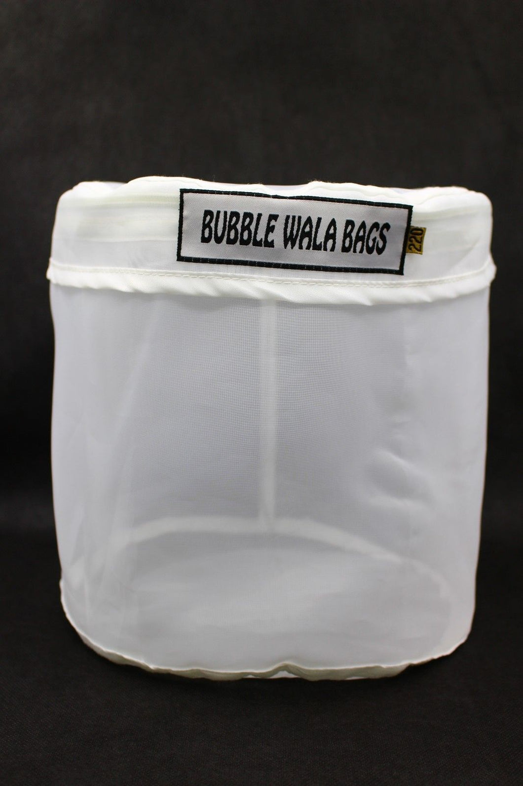 5 Gallon - All Mesh Zipper bag
