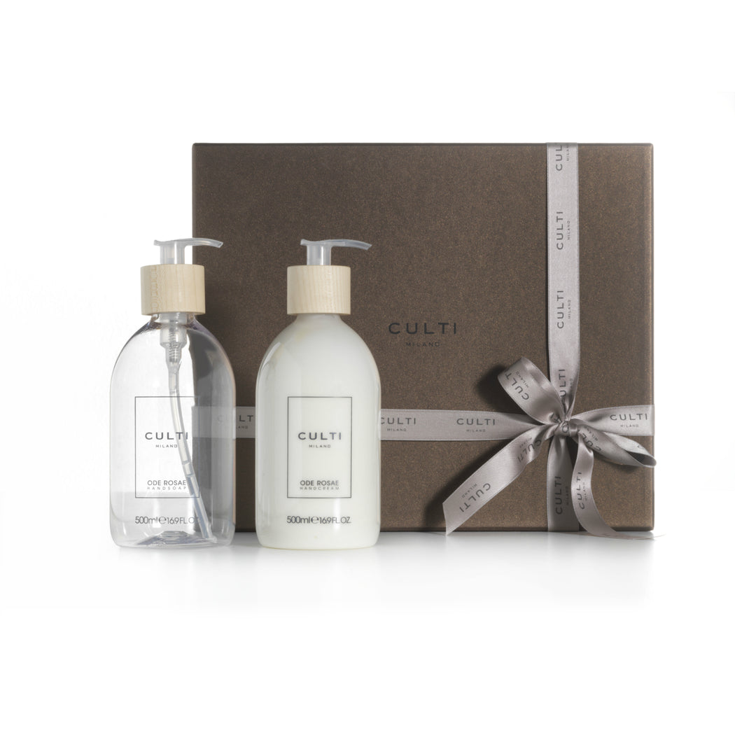 CULTI MILANO GIFT SET WELCOME HAND CARE