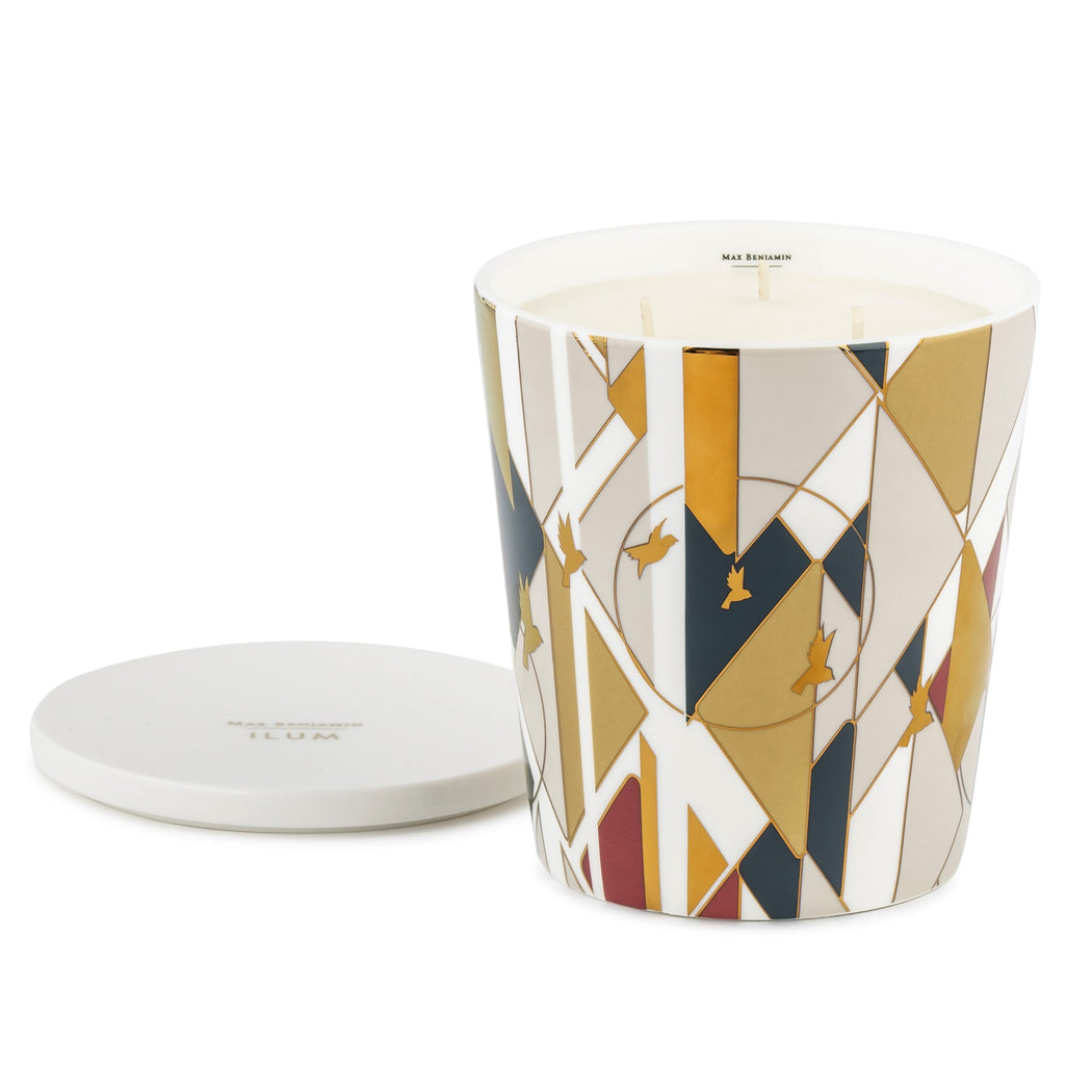 MAX BENJAMIN ILUM COLLECTION CANDLE 715G - UN SEUL MONDE