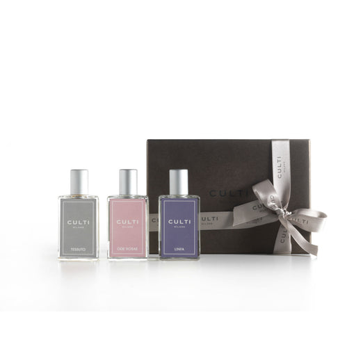 CULTI MILANO GIFT SET ROOM SPRAY