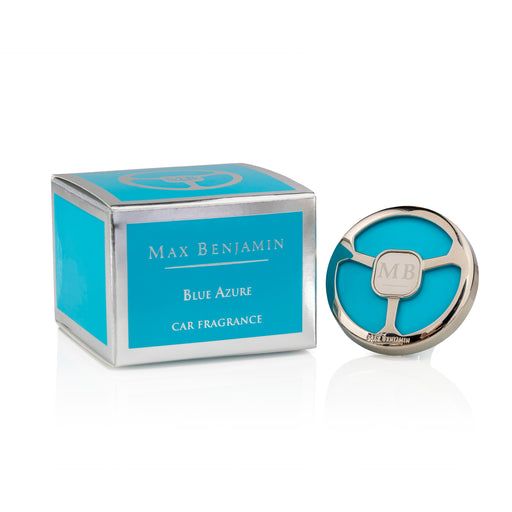 MAX BENJAMIN LUXURIOUS CAR FRAGRANCE - BLUE AZURE