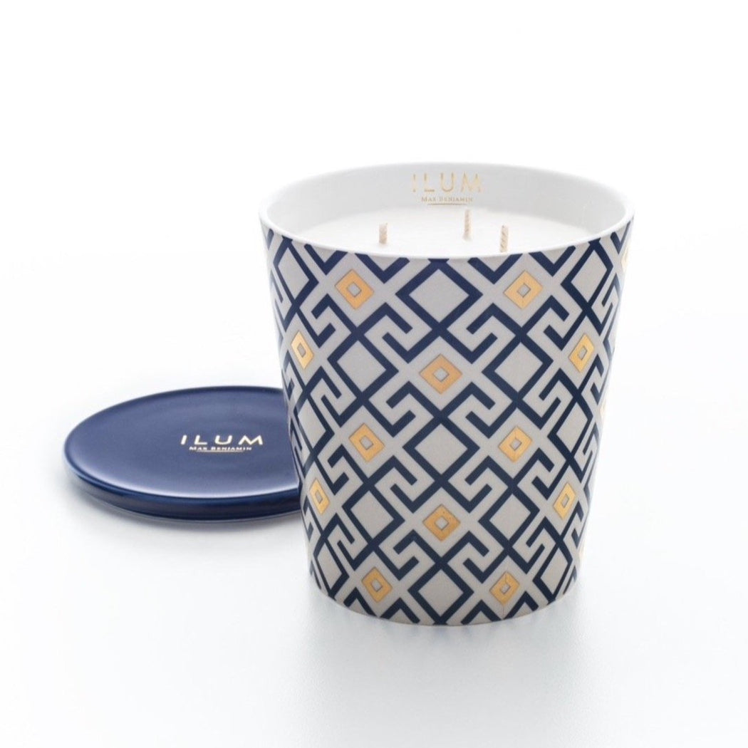 MAX BENJAMIN ILUM COLLECTION CANDLE 715G - FIG ARABESQUE