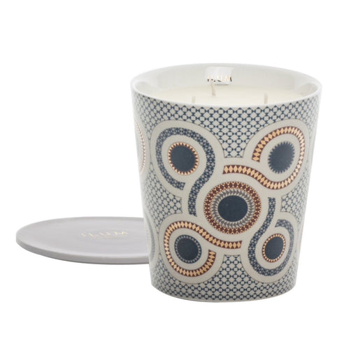 MAX BENJAMIN ILUM COLLECTION CANDLE 715G - BASILICA
