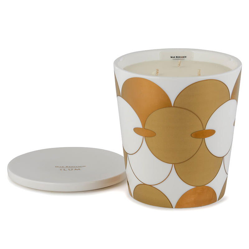 MAX BENJAMIN ILUM COLLECTION CANDLE 715G - SAHARA