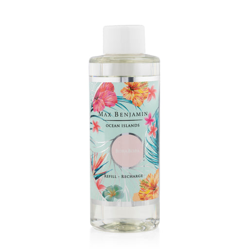 MAX BENJAMIN OCEAN ISLANDS COLLECTION DIFFUSER REFILL 150ML - BORA BORA