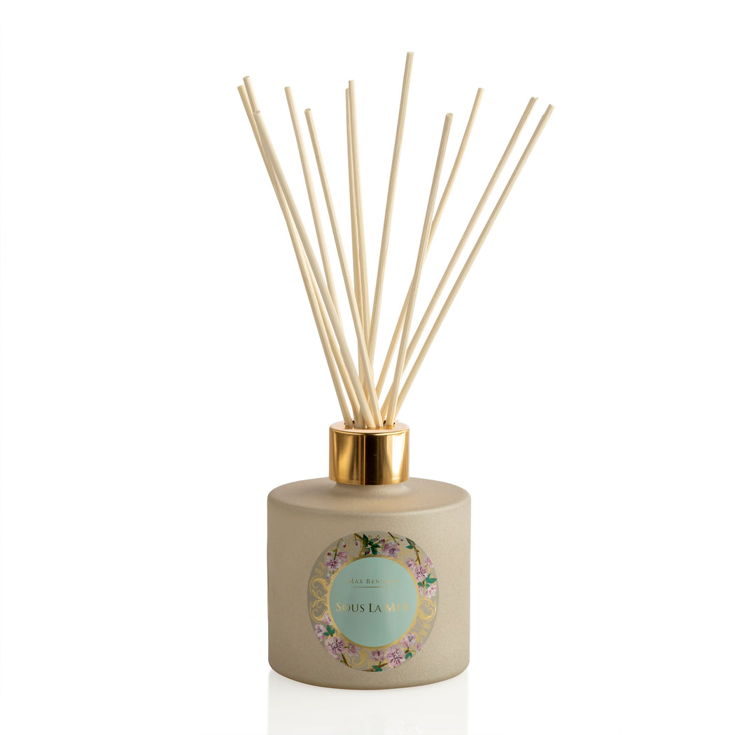 MAX BENJAMIN PROVENCE COLLECTION DIFFUSER 150ML - SOUS LA MER