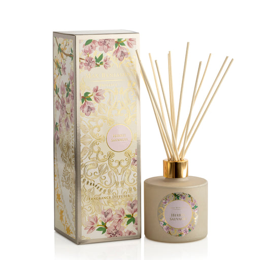 MAX BENJAMIN PROVENCE COLLECTION DIFFUSER 150ML - HERBES SAUVAGES