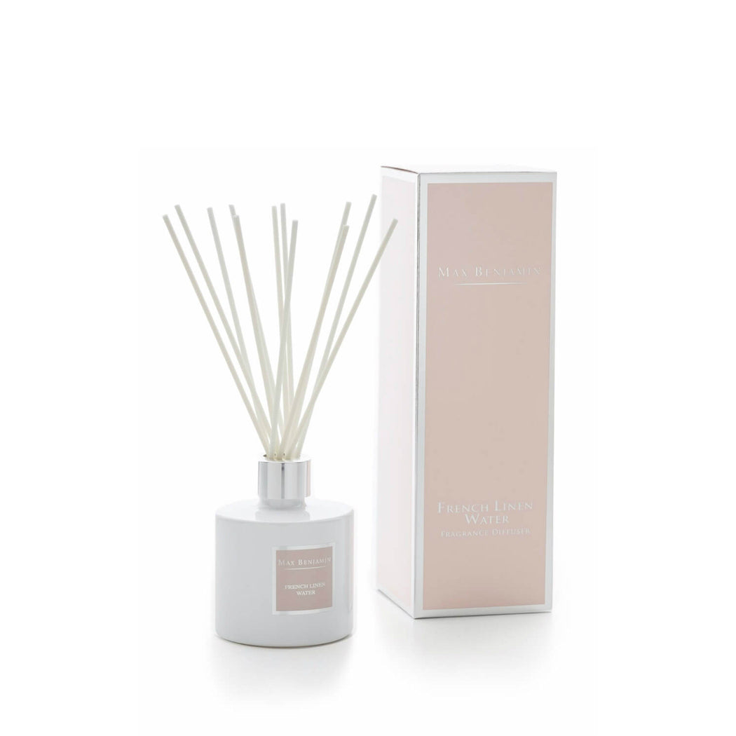 MAX BENJAMIN CLASSIC DIFFUSER 150ML - FRENCH LINEN WATER