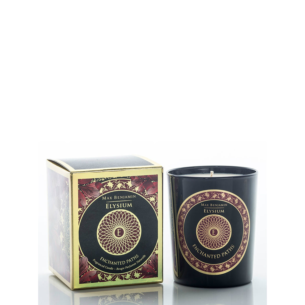 MAX BENJAMIN ELYSIUM COLLECTION CANDLE 190G - ENCHANTED PATHS