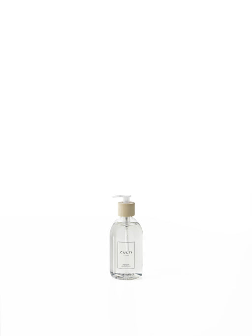 CULTI MILANO WELCOME HAND & BODY SOAP 500ML - AQQUA