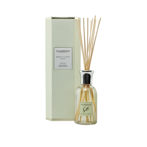 GLASSHOUSE FRAGRANCES DIFFUSER 250ML - AMALFI COAST
