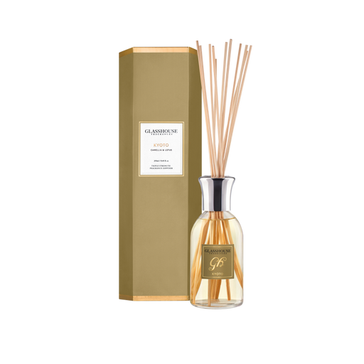 GLASSHOUSE FRAGRANCES DIFFUSER 250ML - KYOTO