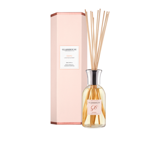 GLASSHOUSE FRAGRANCES DIFFUSER 250ML - OAHU