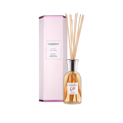 GLASSHOUSE FRAGRANCES DIFFUSER 250ML - TAHAA