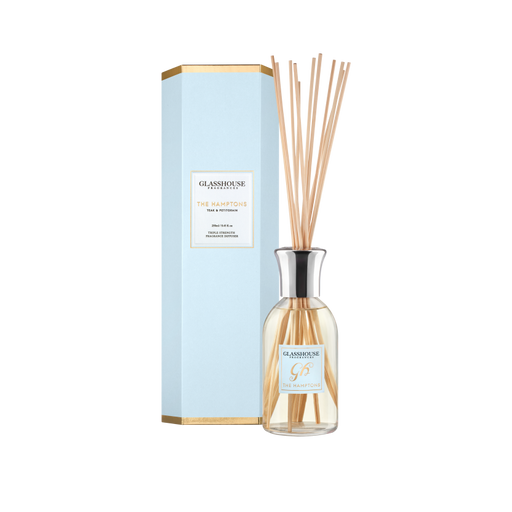 GLASSHOUSE FRAGRANCES DIFFUSER 250ML - THE HAMPTONS